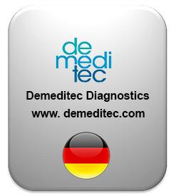 Demeditec,demeditec diagnostics gmbh,demeditec kits