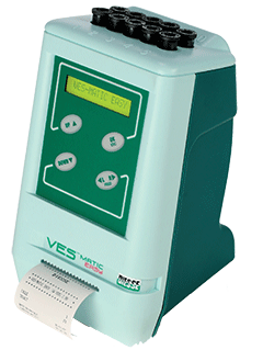 Ves-Matic EASY,ves matic easy brochure,diesse,ESR analyzer,vestec